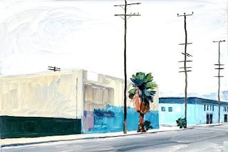 Expo : Jean-Philippe Delhomme - Los Angeles Langage - Galerie Perrotin - Jusqu'au 14 août 2020