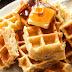 Applesauce Dessert Waffles Recipe