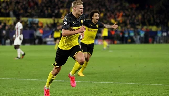 What if Haaland moved to Real Madrid instead of Borussia Dortmund?