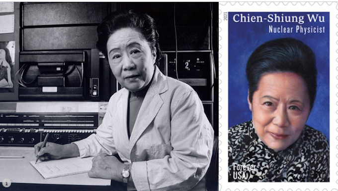Chinese American physicist Chien-Shiung Wu honored by  U.S. Postal Service