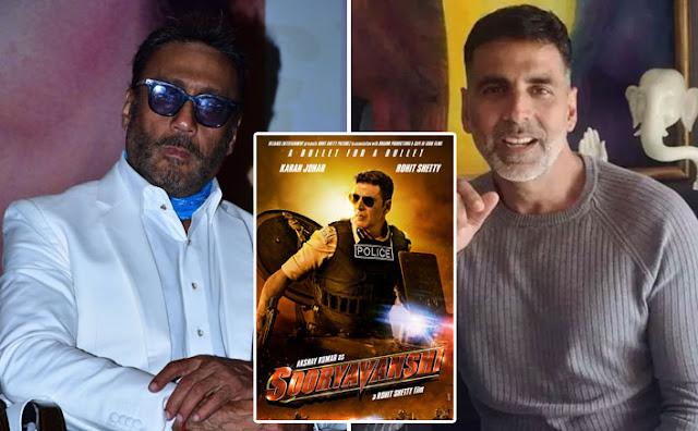 BREAKING! Jackie Shroff & Akshay Kumar Come Together For Sooryavanshi - Rohit Shetty will do some new stuff in Movie