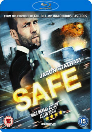 Safe 2012 BRRip 800MB Hindi Dual Audio 720p Watch Online Full Movie Download bolly4u