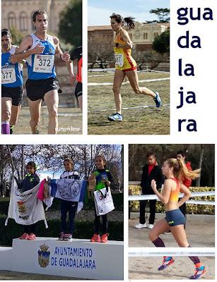 Atletismo Aranjuez Guadalajara