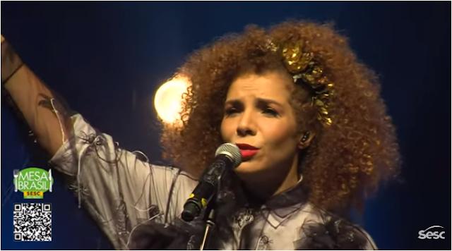Vanessa da Mata cantou sucessos em seu primeiro show durante pandemia