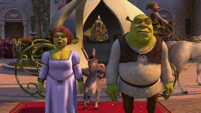 Shrek 2 (2004) Dual Audio Hindi 720p BluRay