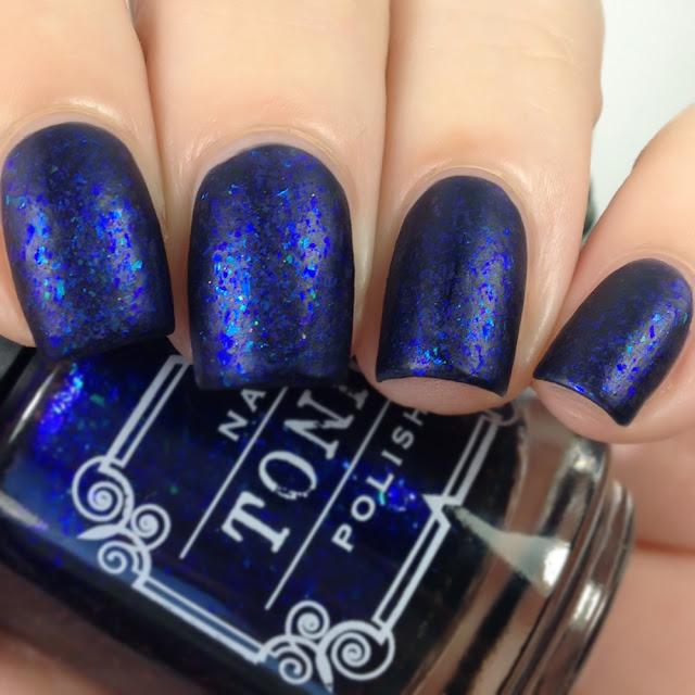 Tonic Polish-Serenade in Blue