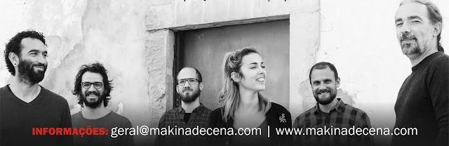Mákina de Cena dedica abril ao Jazz… e muito mais