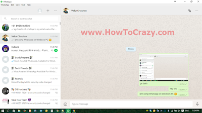 Most Awaited WhatsApp Available For Windows and MAC, Download Now