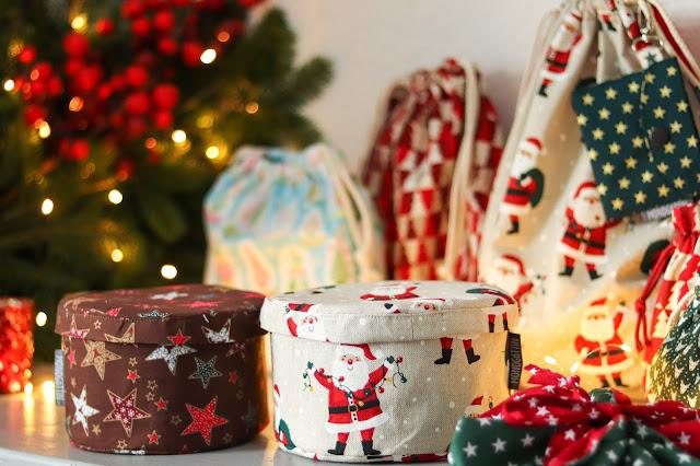 Weihnachtsgeschenke nähen