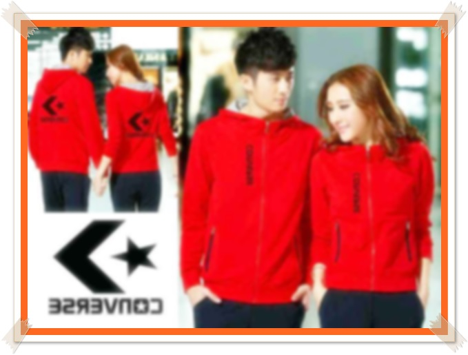 jaket couple converse