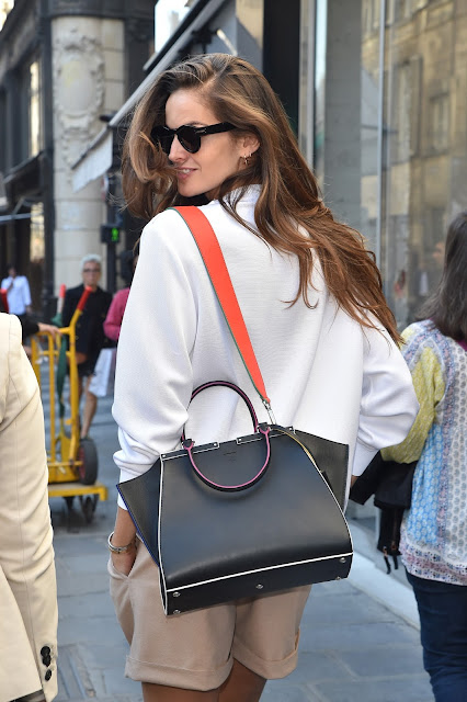 strap you Fendi Izabel Goulart