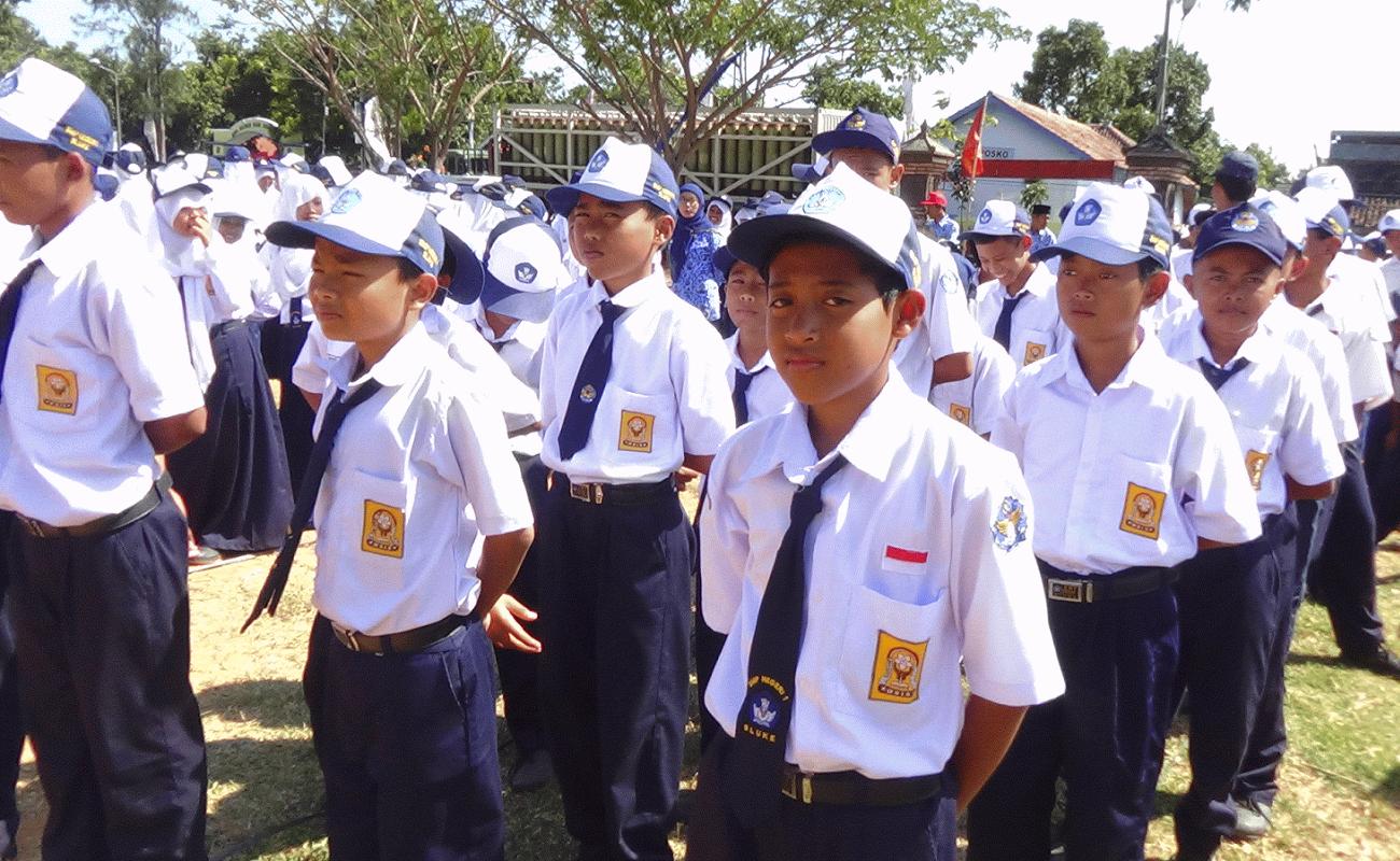 Sekolah Menengah Pertama (SMP)