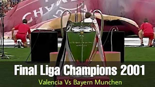 final liga champion 2001