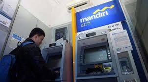 Cara Aman Tarik Tunai / Ambil Uang di ATM Mandiri