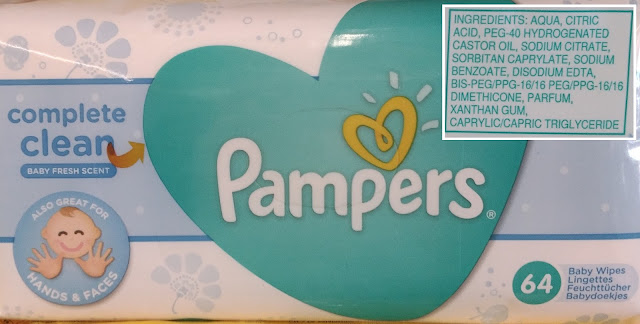 lingettes pampers - unpeuplusgreen