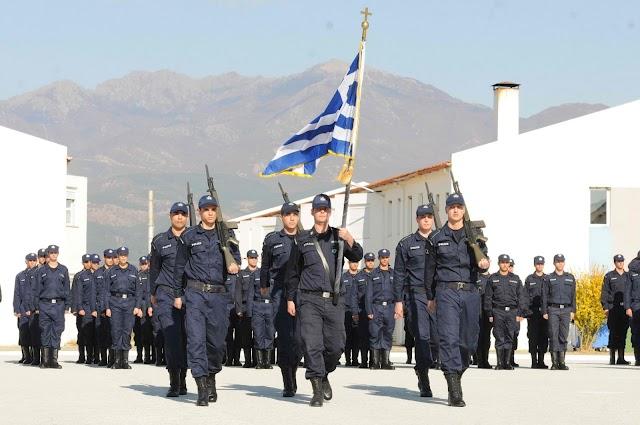 Ανακοινώθηκε ο αριθμός εισακτέων με πανελλαδικές εξετάσεις στις Σχολές Αστυνομίας-Δείτε το ΦΕΚ