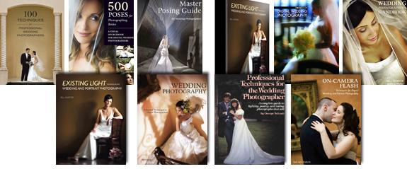 Colección libros de fotografía para bodas Vol.1