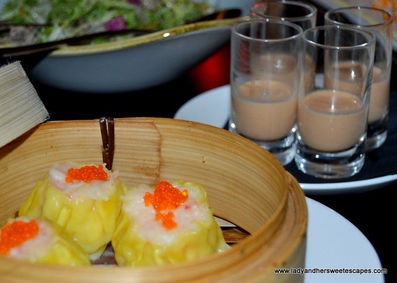 Siew Mai at China Grill Dubai