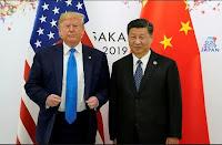 Xi ve Trump telefon görüşmesi corona virüsü,korona virüs