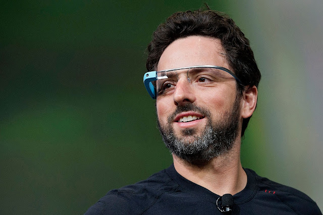 Biografi Sergey Brin, Mitra Pendiri Search Engine Google