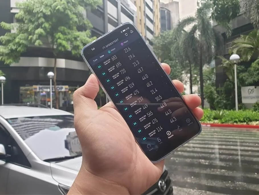 Globe 5G Now Available; Experience Speed Like Never Before!