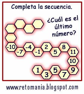 Cuadrados mágicos, Descubre el número, El número que falta, Retos para pensar, Problemas matemáticos, Retos matemáticos, Desafíos matemáticos, Retos de lógica, Problemas para pensar, Desafíos con lógica
