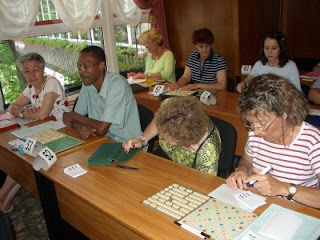 Festival International de Scrabble Francophone Roumanie, Sinaia 2003