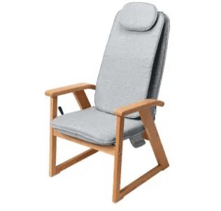$100, Sharper Image Shiatsu Massaging Lounge Chair w/ Heat
