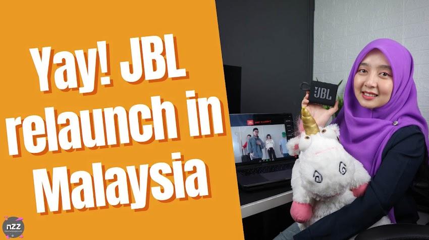 Dah Boleh Beli Produk JBL di Malaysia