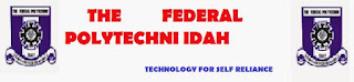 2017 Federal Poly Idah ND & HND Part-Time Admission Forms is Out