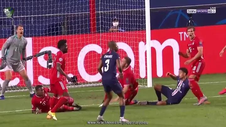 مشاهدة ملخص مباراة باريس سان جيرمان 0-1 بايرن ميونخ بتاريخ 2020-08-23 دوري أبطال أوروبا