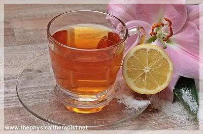 سحر علاج التهاب اللوزتين بالليمون والشاي : علاج ممتاز إليك الطريقة