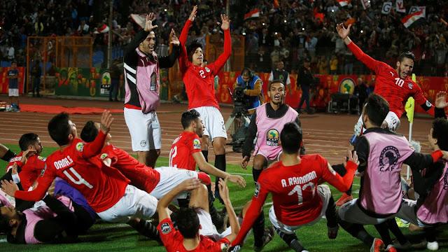 موقف محمد الشناوي من المشاركة مع منتخب مصر بالأولمبياد