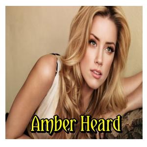Amber Heard Top Hollywood actress 2019