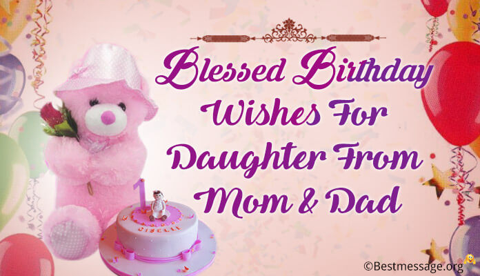 Happy birthday greetings cards and gifts for a daughter share m4hsunfo