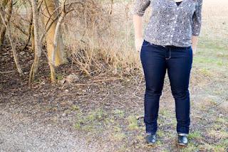 metterlink, jeans-sew-along, Jeans, selber, nähen, style arc, Sandra Jeans