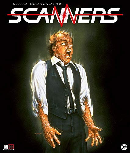 Scanners Home Video