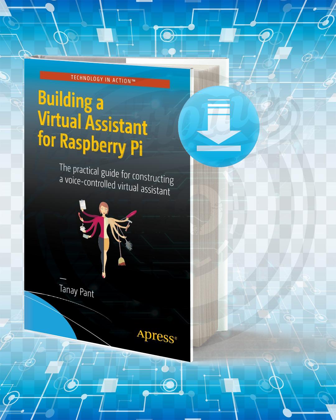 Free Book Building a Virtual Assistant for Raspberry Pi pdf.