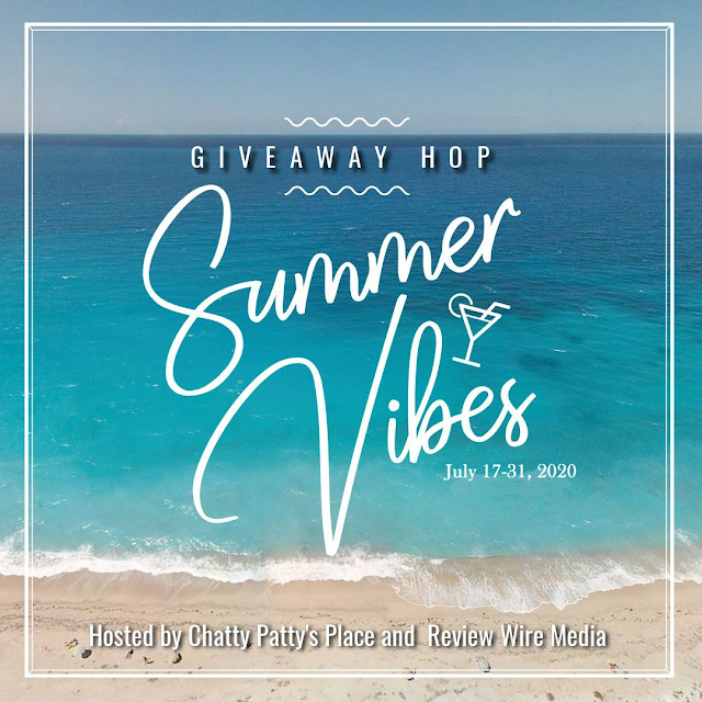 Summer Vibes Giveaway Hop #SummerVibesHop