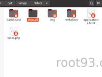 Cara Copy Paste ke Folder htdocs Tanpa Melalui Terminal