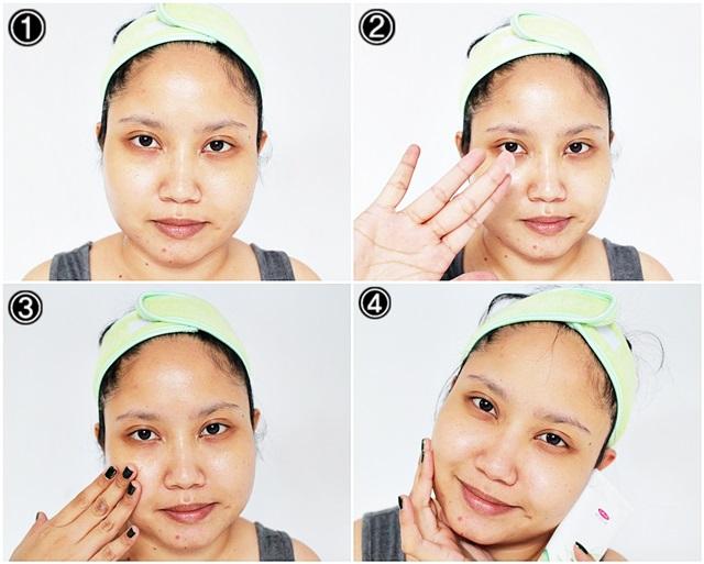 Tutorial Pemakaian Peeling Face