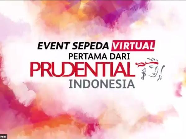 "Olahraga Sambil Berdonasi Bersama PruRide Indonesia 2020 ""Virtual Ride"""