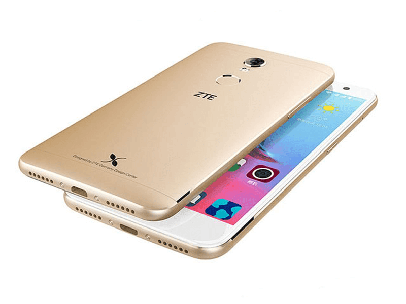 ZTE Small Fresh 4 With 5.2 Inch FHD Screen And Metal Frame Goes Official!