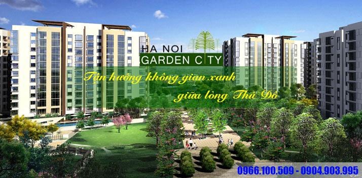 Hà Nội Garden City Long Biên