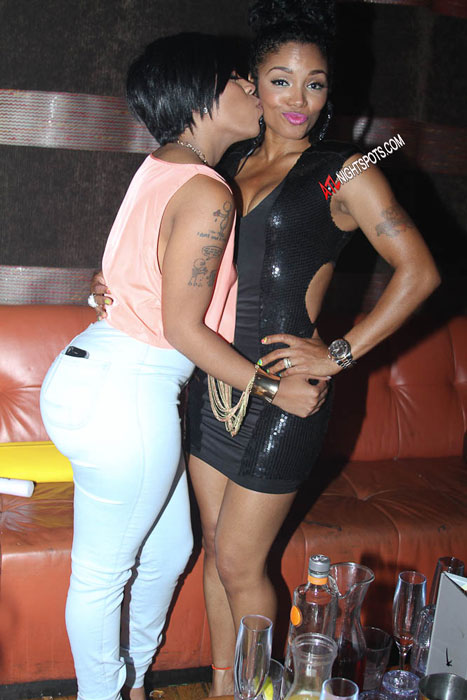 K Michelle And Rasheeda 2013 Rasheeda Talks ...