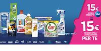 """Logo """"La fedeltà ti premia"""" : spendi e riprendi 15 euro da Acqua&Sapone con i prodotti P&G"""