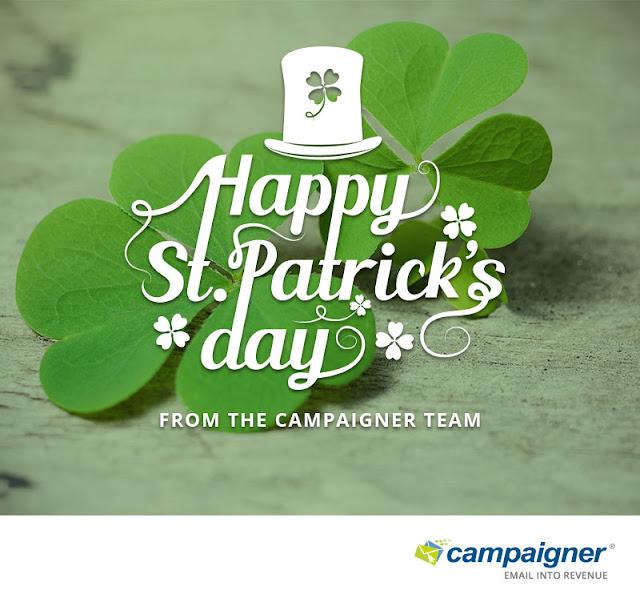 Here's to The Irish!