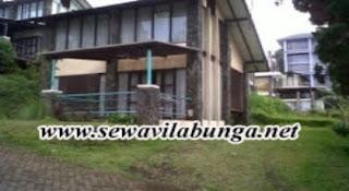 Villa Blok W no 3 - lembang