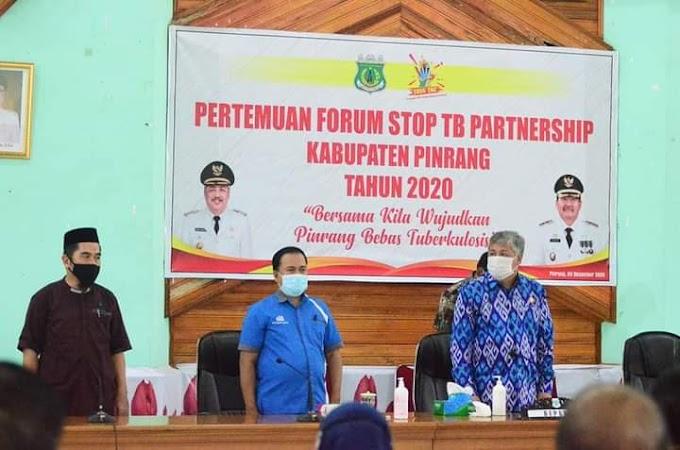 Kader Forum TB Parnertship Pinrang Gelar Pertemuan