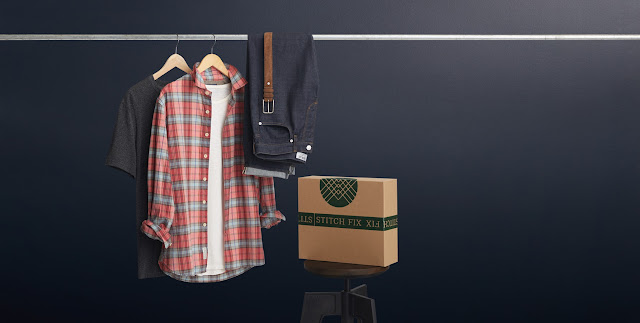 Introducing Stitch Fix Men!